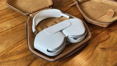blackbrook airpods max case smart case inside