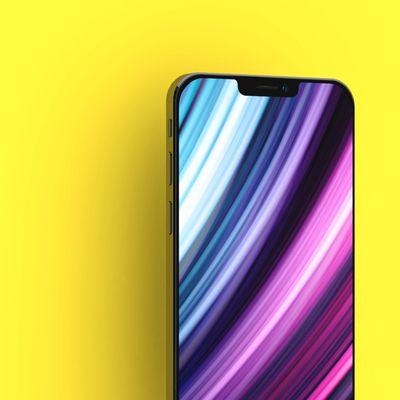 iPhone 12 Yellow