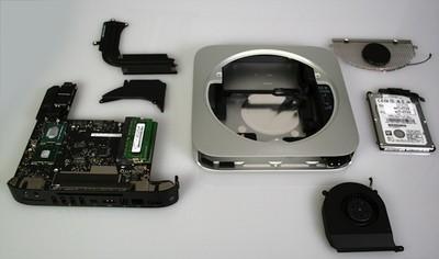 mac mini 2012 quick teardown