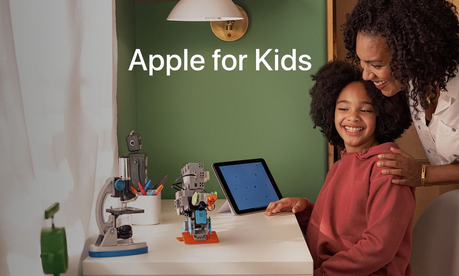 photo of Apple Launches 'Apple for Kids' Support Portal for Parents and Guardians image