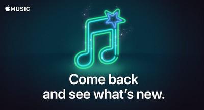 apple music try it again