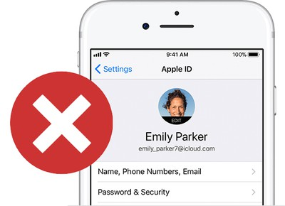 apple id account delete deactivate