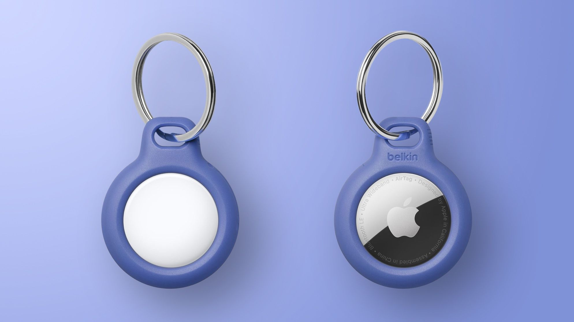 AirTag Accessories: Keyrings and Holders for Apple's AirTags - MacRumors