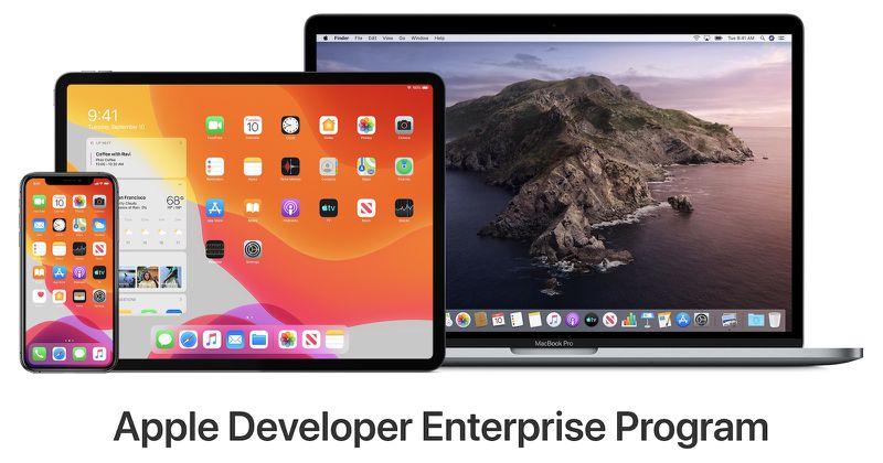 Apple ได้ปิดใช้งานบัญชีนักพัฒนา
