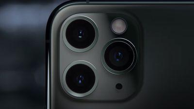 iphone 11 pro camera lenses