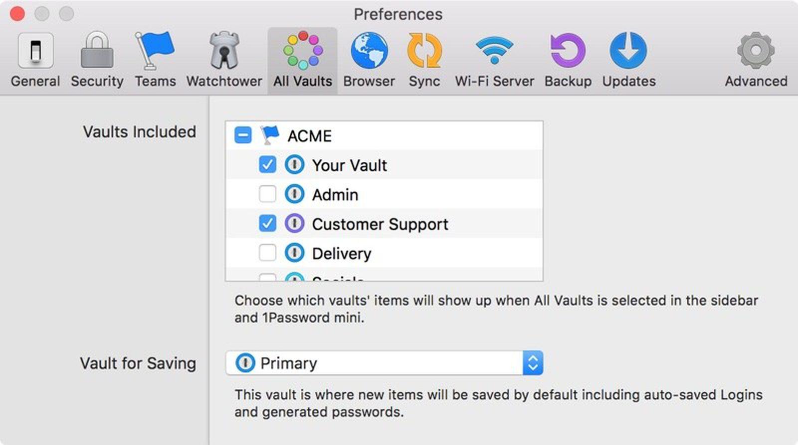 1password 7 mac