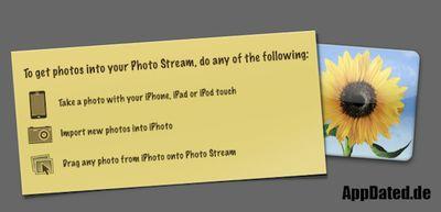 photo stream iphone icon 2