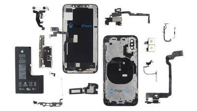 iPhone XS teardown all