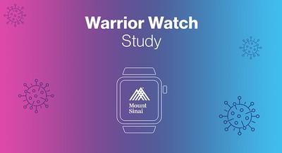 mount sinai covid apple watch study
