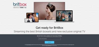 britbox uk