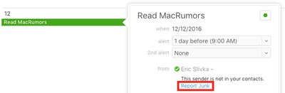 icloud-calendar-spam-report-junk