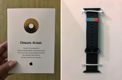 apple watch close your rings 2018
