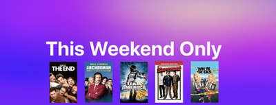 itunes movies 816 sale