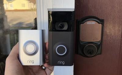 ring video doorbell 2 faceplates