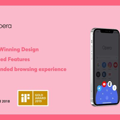 opera mobile browser 2021 update