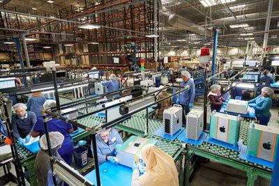 apple 2019 mac pro assembly plant