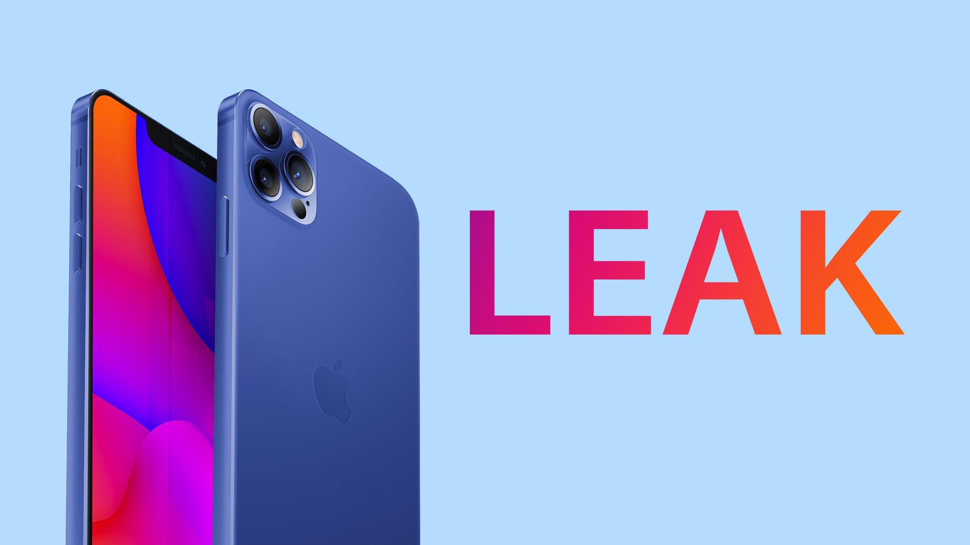 Full Details Of Iphone 12 Lineup Allegedly Leaked Ahead Of Next Week S Apple Event Macrumors