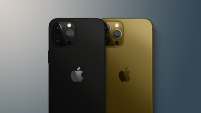 iphone 13 negro mate y bronce
