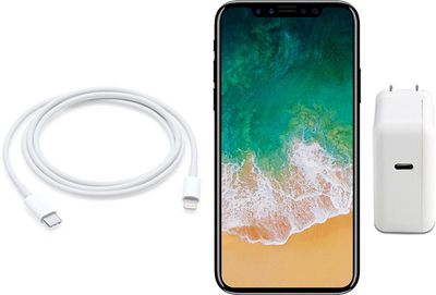 iphone 8 usb c wall charger