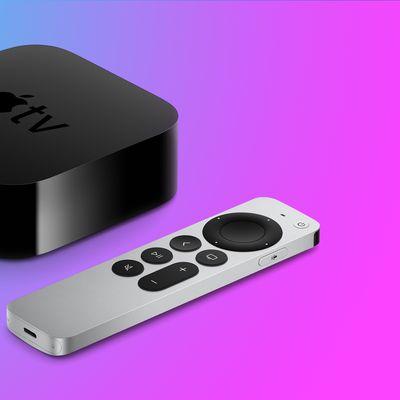 apple tv 4k design clue
