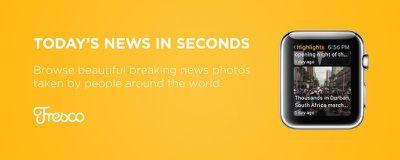 Fresco News Apple Watch