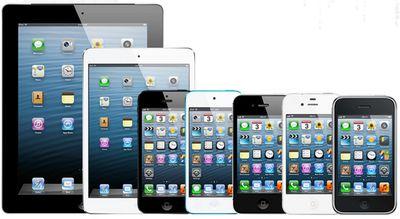 ios 6 devices