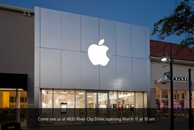 apple st johns town center