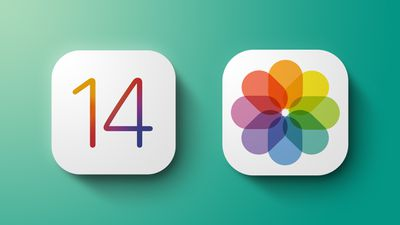 ios14 and photos feature