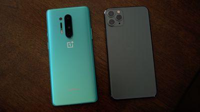 oneplus 8 pro iphone rear 2