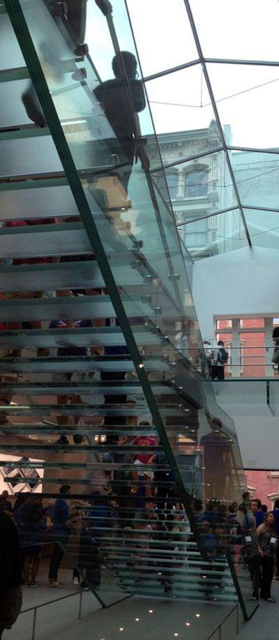 glassstairs