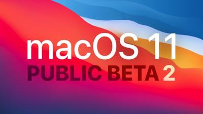 macOS public beta 2 feature