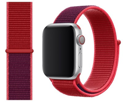 product red sport loop 2019