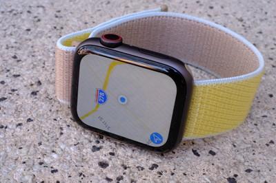 apple watch series 5 techcrunch