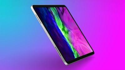 iPad Pro Feature Magenta
