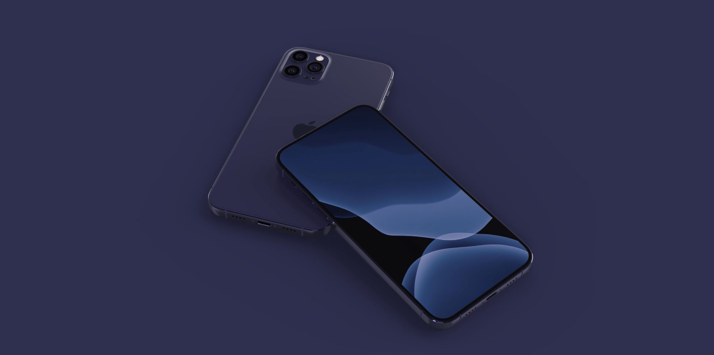 Iphone 12 To Come In Dark Blue Color Option Macrumors