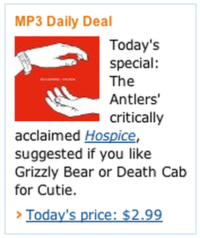 120156 amazon daily deal