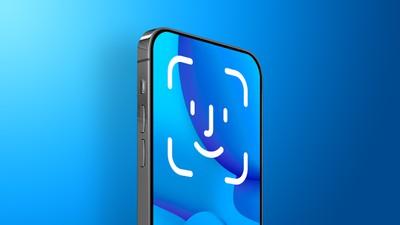 Beyond iPhone 13 Better Blue Face ID