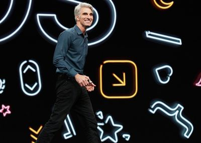 hair force one wwdc 2019