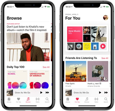 apple music april pic