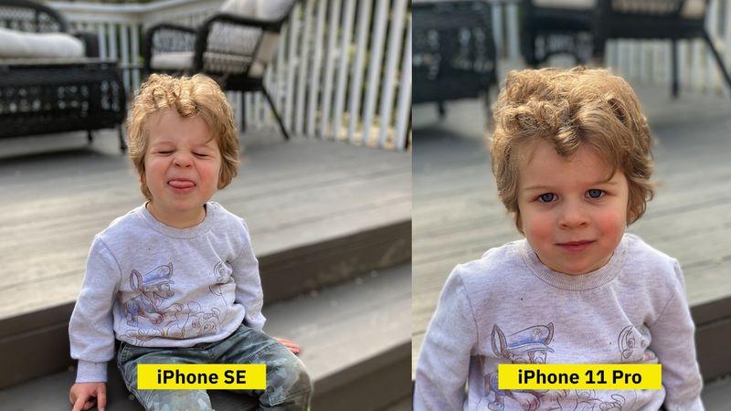 camera iphone se 5