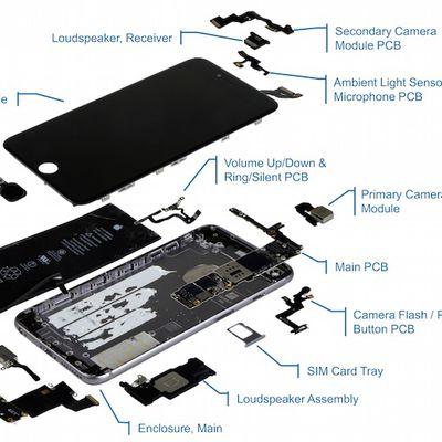 ihs iphone 6s plus parts
