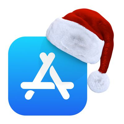 app store christmas icon