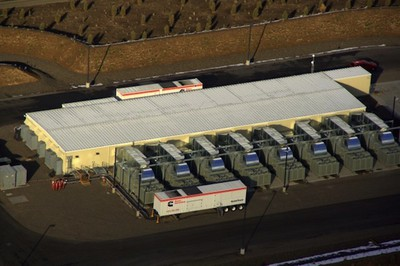 prineville tactical data center
