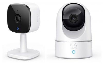 eufy indoor security cameras