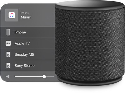 beoplay m5 airplay