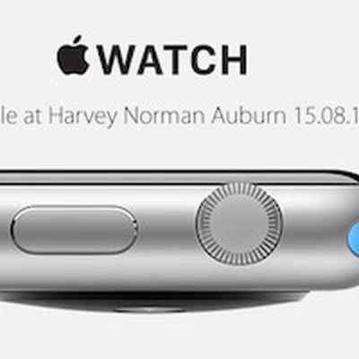 apple watch harvey norman