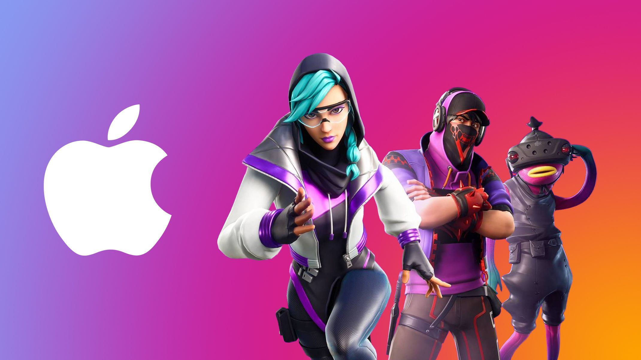 photo of Fortnite Dispute Between Apple and Epic Games Won't Have Jury Trial image