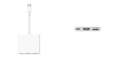 MUF82 usb c multiport adapter