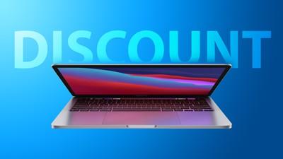 discount m1 macbook pro bue