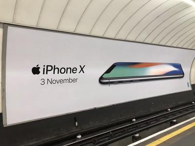 iphone x london 2